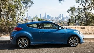 Hyundai Veloster Turbo Series II: Video Review(Quirky Korean sports car gets sharper chassis, more luxury and seven-speed twin-clutch auto for the first time., 2015-07-07T04:44:57.000Z)