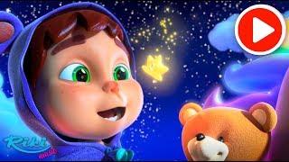 Колыбельная - Twinkle Twinkle Little Star Nursery Rhymes - русская версия