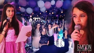 The Batmitzvah of Michaela & Julia  |  The Lookout  |  Emdon Video