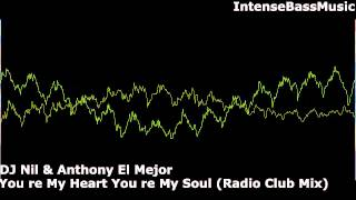 DJ Nil & Anthony El Mejor - You re My Heart You re My Soul (Radio Club Mix)
