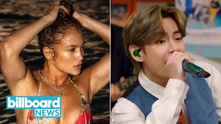 BTS Performs Tiny Desk Concert, Beyonce Tries Comedy, JLo Gives Us Vacation Envy | Billboard News