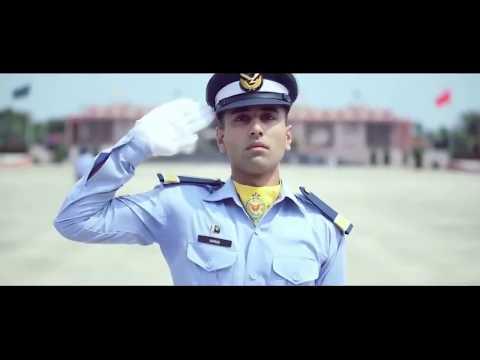 Tum he say ay Mujahido by Junaid Jamshed (Pakistan Air Force song HD)