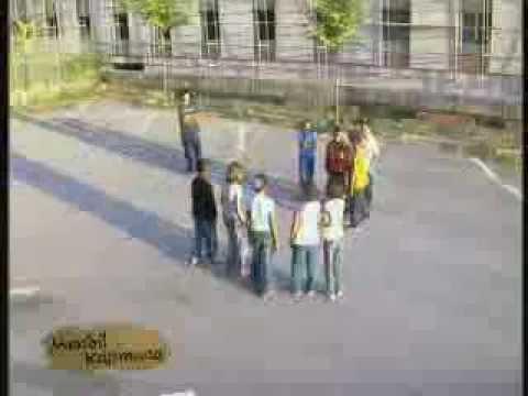 Mendil Kapmaca - Unutulmuş Çocuk Oyunları