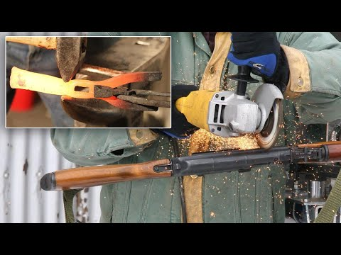 Group Turns Guns Into Garden Tools