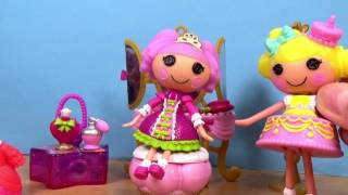 Куклы Лалалупси / ЦАРИЦА мультик lalaloopsy dolls