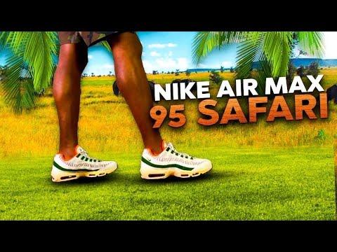 air max 95 safari