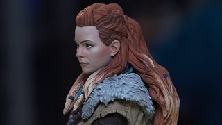 Hands-On With Horizon Zero Dawn's Collector's Edition Statue - IGN Access