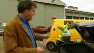 Vegetable oil for your volvo diesel - Top Gear - BBC