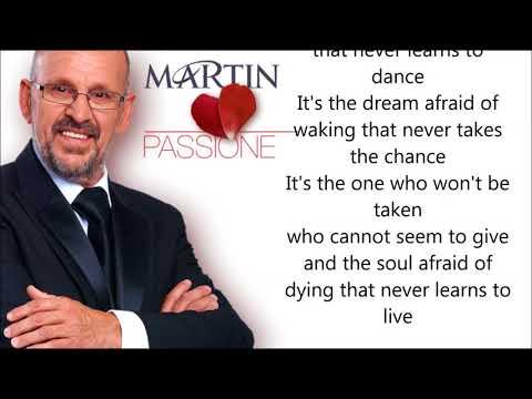Martin Hurkens - The Rose (Lyric Video)