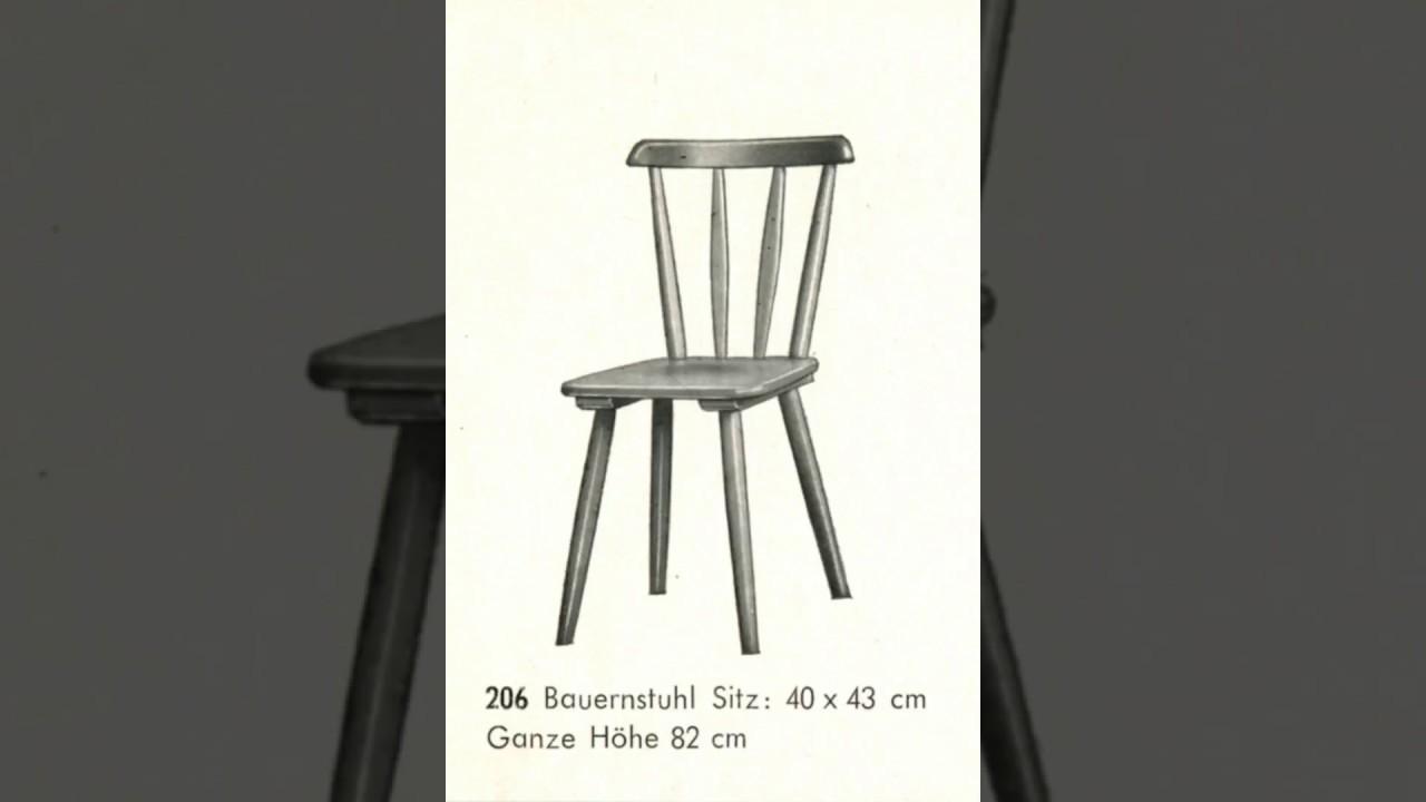 Attraktiv Schnieder Stuhlfabrik Referenz Von Video