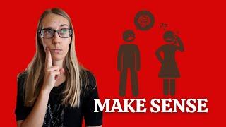 Mluvená angličtina #1: Make sense