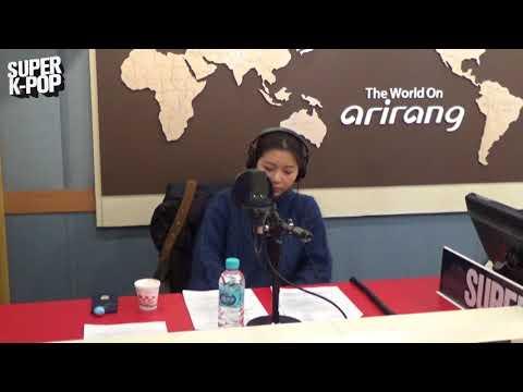 [Super K-Pop] 스텔라 장 (Stella Jang) singing 'Voyager' in LIVE!