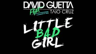 David Guetta vs Chris Brown - Little Bad Girl x3 (Grego's Bootleg)