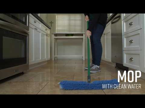Quick Tip: How to Clean Tile Floors