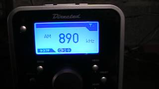 700-mile AM Stereo skywave DX on an HD Radio