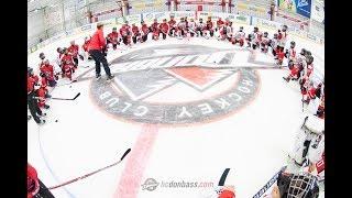 Большой хоккейный день в Дружковке