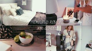 Morning Routine for School 2014! | ZaraForever Thumbnail