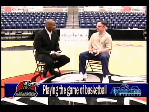 Mark King Television Interview: Playing in the Continental Basketball Association