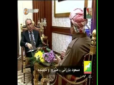 Hevpeyvîna Serok Barzanî li gel Kurdistan TV