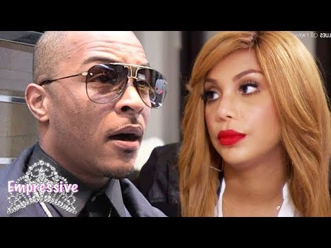 TI allegedly cursed out Tamar Braxton  at the Xscape concert? YIKES!
