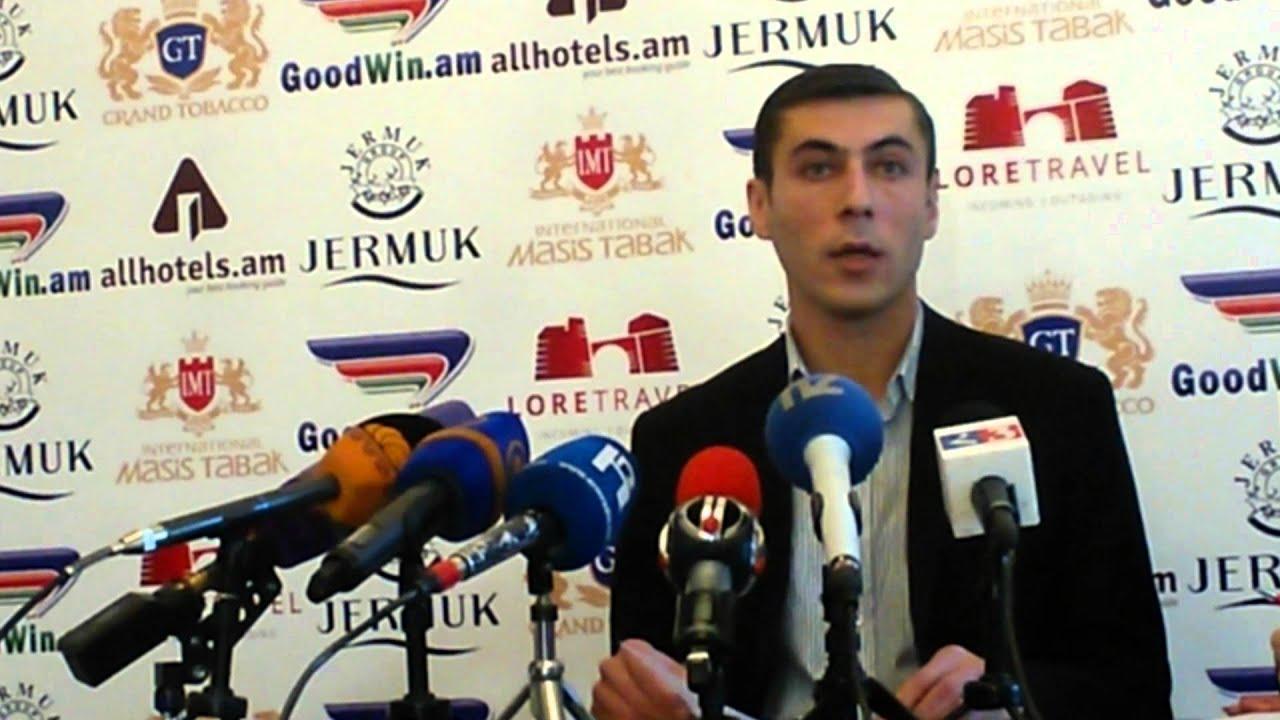 Հայաստանում սպասվում է ձյուն, բուք. Գագիկ Սուրենյան