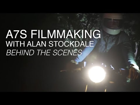 Why I Use the Sony a7 Series for Video Production - Alan Stockdale