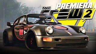 PREMIERA THE CREW 2 - Tuning Porsche 911 & Gameplay