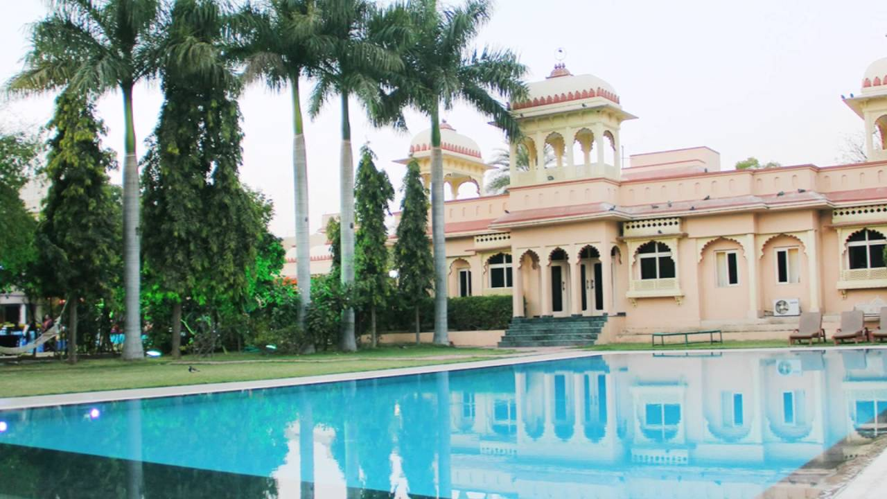 jüSTa Rajputana : Best Luxury Hotel & Resort in Udaipur