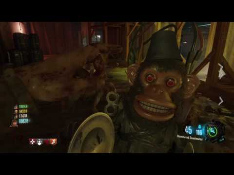 Call of Duty®: Black Ops 3 - 115 (Kino Der Toten Remastered Hidden Song)