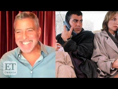 Download George Clooney Recalls Being Drunk On 'One Fine Day' Set