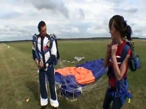 parachutisme a mimizan