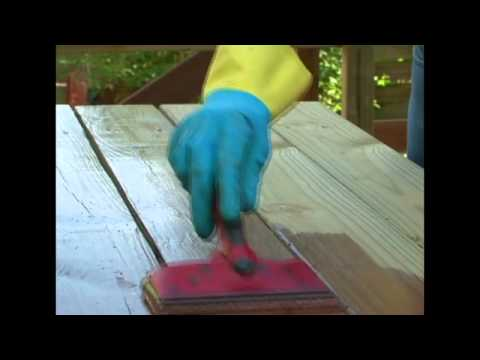 Protect Your Deck and Outdoor Wood Furniture with Thompsons