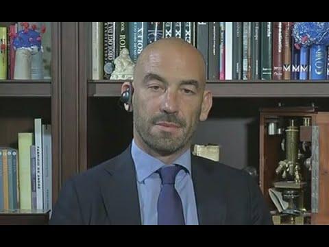 Matteo Bassetti vs Draghi: «Basta con quella roba». Cacciari: Csx festeggia? Non capiscono nulla