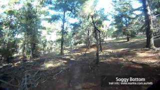 MTB-TV - East Kowen - Drunken Noodle & Soggy Bottom