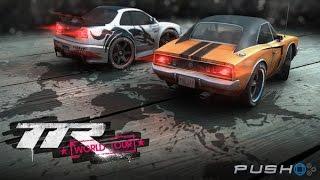 Table Top Racing: World Tour: Online Multiplayer Gameplay (PS4) - RANDOM, WACKY RACING GAME!