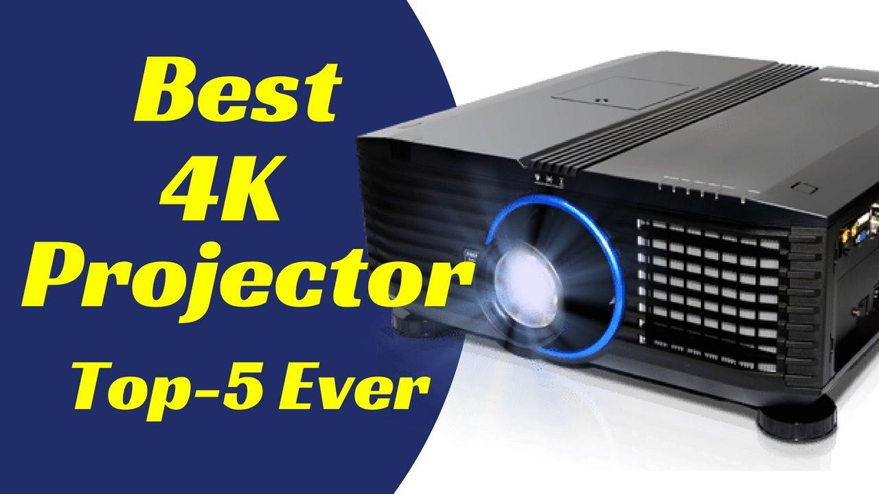 best 4k projector top 5 ever youtube