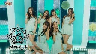 Gambar cover 【TVPP】 GFRIEND - Me gustas tu, 여자친구 - 오늘부터 우리는 @ Comeback Stage,  Show! Music core