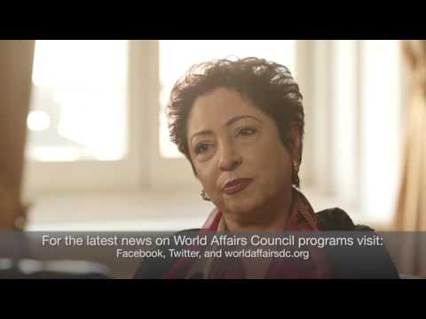 World Affairs TODAY: Ambassador of Pakistan to the United Nations, H.E. Dr. Maleeha Lodhi