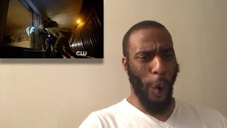 REACTION to Black Lightning | First Look Trailer