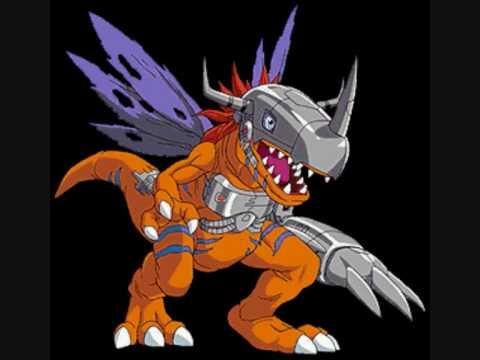 Digievoluzioni dei Digimon della prima serie