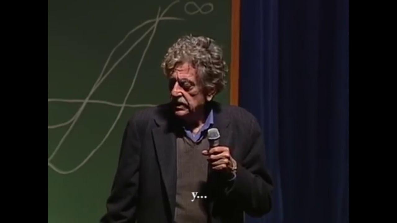 Kurt Vonnegut, Shape of Stories (subtitulos castellano)