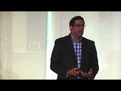 Death of the Corner Office: The Fluid Future of the American Workplace | Haril Pandya | TEDxFenway
