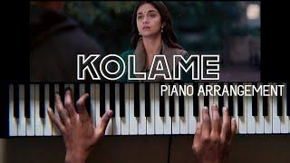 Download song Kolame Piano Cover And Arrangement | Penguin | Santhosh Narayanan | Keerthy Suresh
