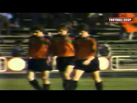 7 Тур Чемпионат СССР 1991 Шахтер Донецк-ЦСКА Москва 1-1