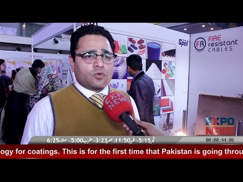 FR Cables at Pakistan Coating Show 2017