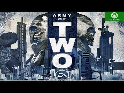 Army of Two Xbox One X Backwards Compatible Gameplay 4K 2160p 60 fps