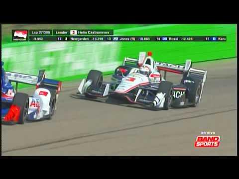 Fórmula Indy - Round 11 - Iowa Corn 300 - 9.7.2017