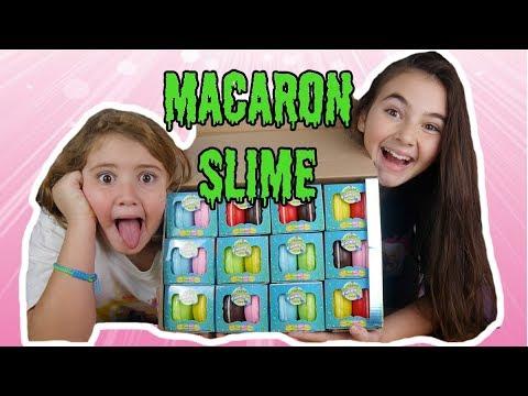 Macarons Melmito Slime Con Fruttini ( 2017 Ita ) By Marghe Giulia Kawaii