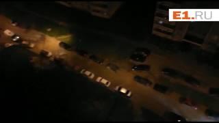 Затопило улицу Красина