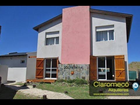 Sol Naranja - Duplexs - Claromeco Alquileres